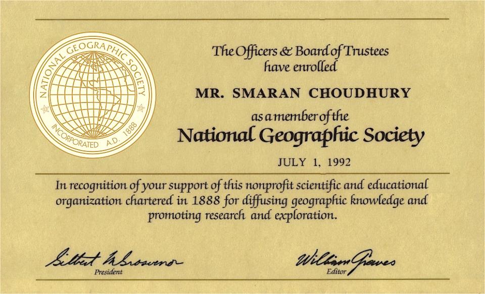 NGS Membership